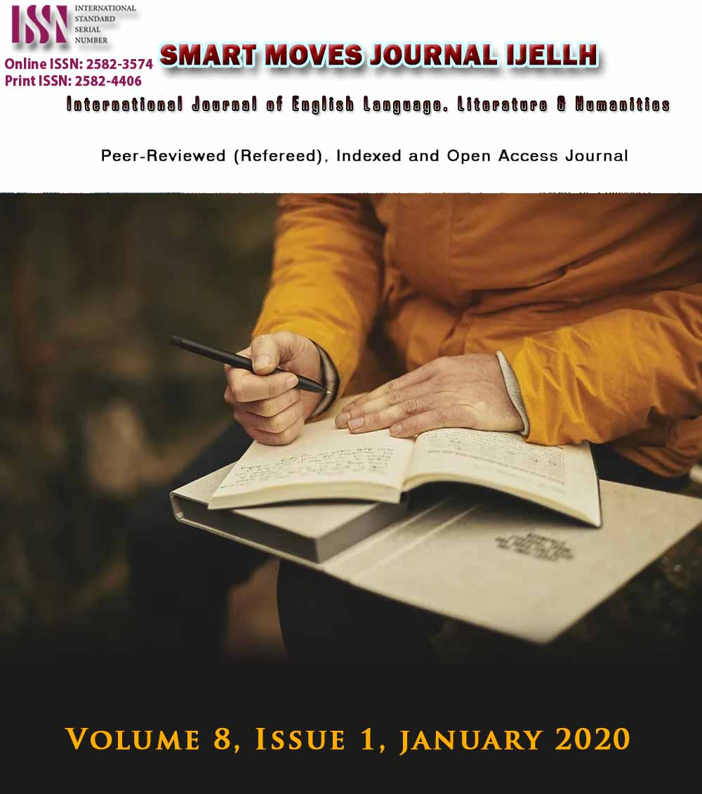 View Vol. 8 No. 1 (2020): Volume 8, Issue 1, January 2020